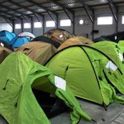 Termíny prázdninových výstav stanů v roce 2012