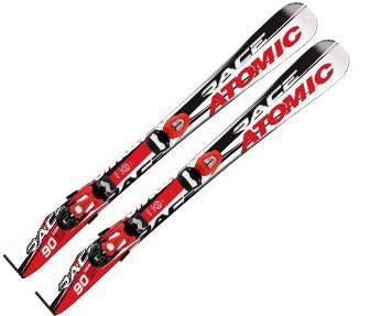 VÝPRODEJ: Dětské sjezdové lyže Atomic se slevou až 25%