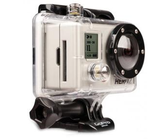 TIP: Outdoorová kamera GO PRO HD HERO 2 na Mall.cz