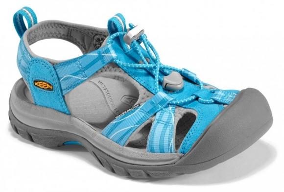 Sandály dámské letní keen 2013