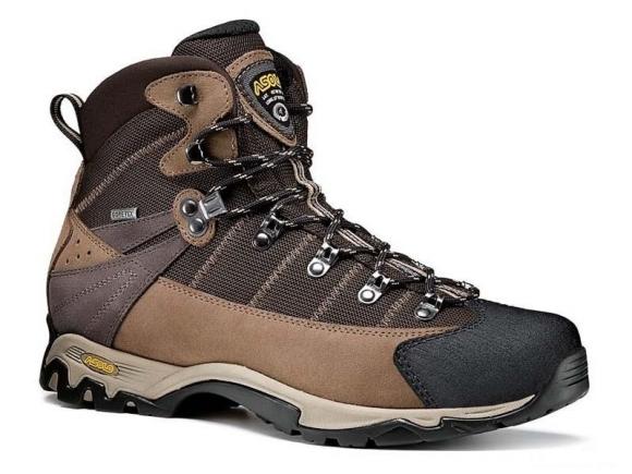 Treková obuv značky ASOLO levně