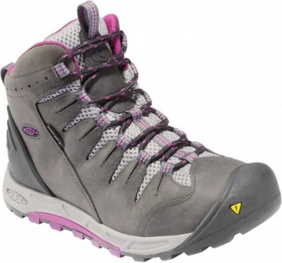 Dámské outdoor boty KEEN Bryce Mid WP W výprodej