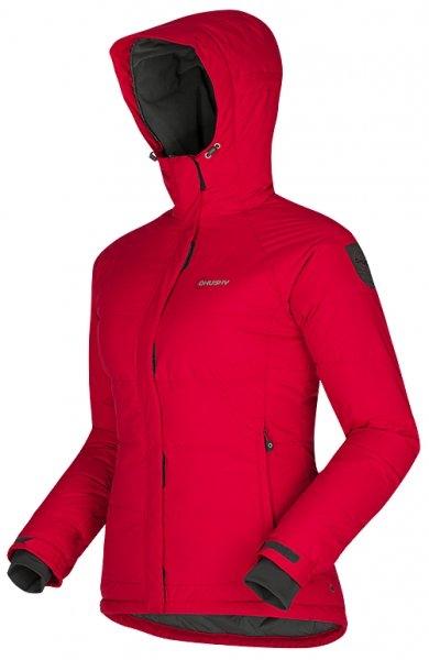 Dámské zimní péřová bunda