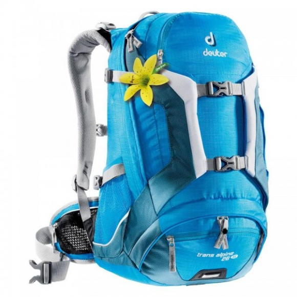 Dámské batohy Deuter Trans Alpine 26 SL (výprodej)