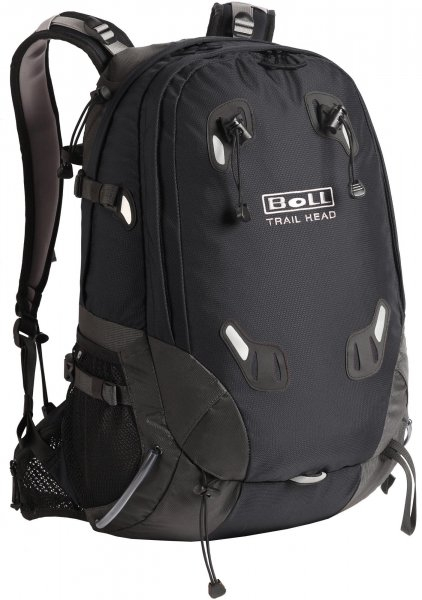 Sportovní batoh Boll Trail Head black/anthracite (levně)