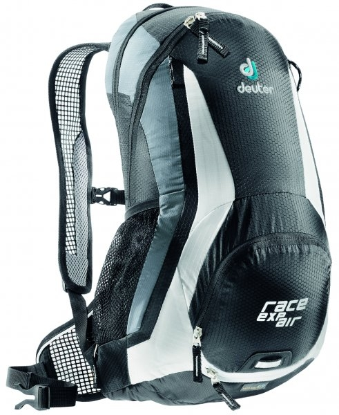 Malý batoh Deuter Race EXP Air Black/White