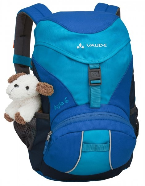 Dětský chlapecký batoh Vaude Ayla 6 marine/blue