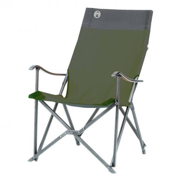 Rybářské křeslo Coleman Sling Chair Green