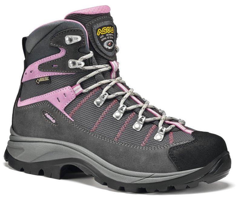 ccfea0115f1 ... Dámské boty Asolo Revert GV Woman Treková obuv Salomon Ellipse Aero W