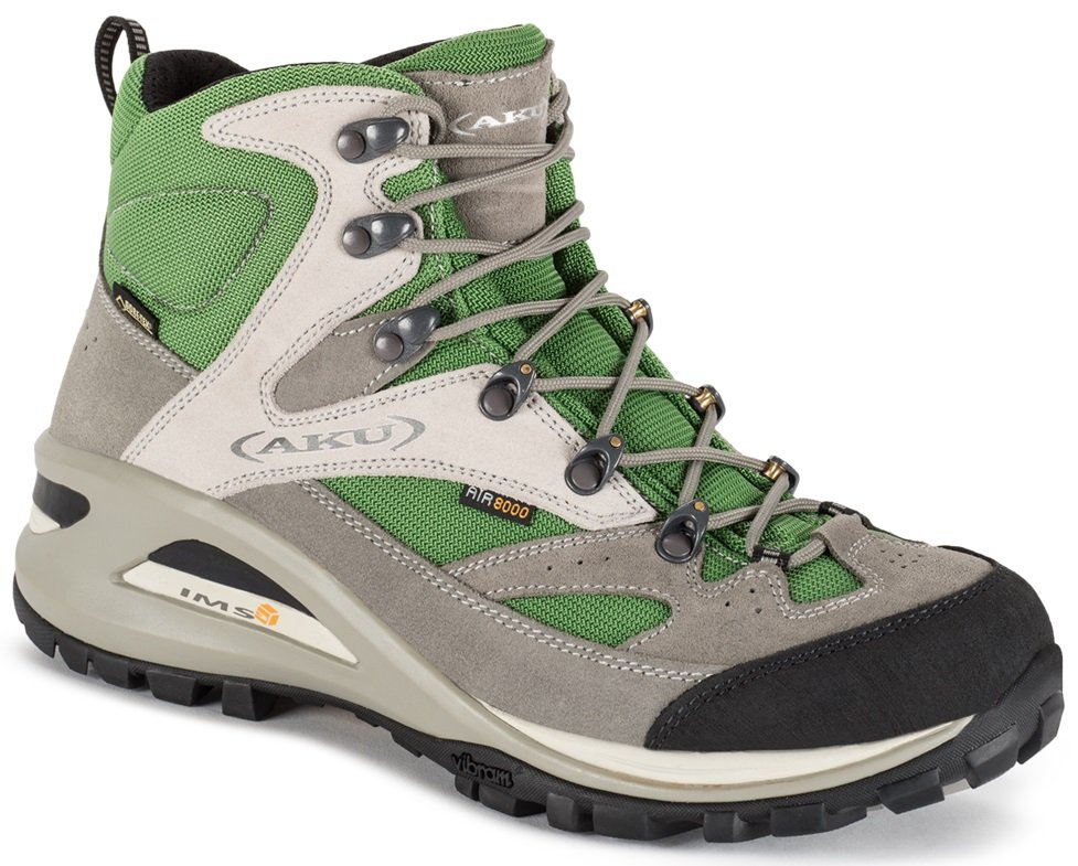 ... AKU boty Transalpina GTX (šedá zelená) AKU obuv Trekker Lite II ... bb35b23f1f